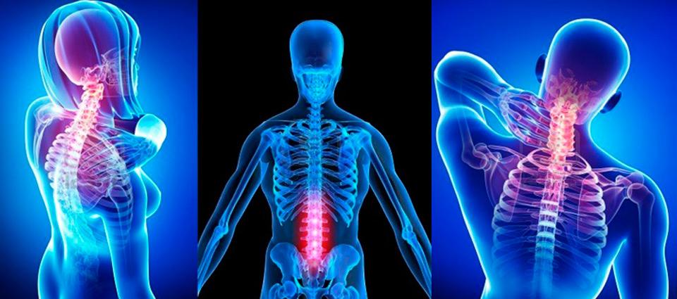Quiromasaje, fisioterapia y osteopatía
